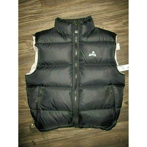 EMS Eastern Mountain Sports Puffer goose down Vest